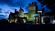 clontarf-castle-at-night