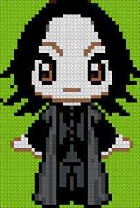 Topic: Harry Potter Snape cross stitch (Read 4062 times)