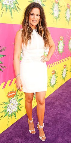 I think Khloe Kardashian Odom looks super great since the weight loss.  She honestly always has in my opinion.