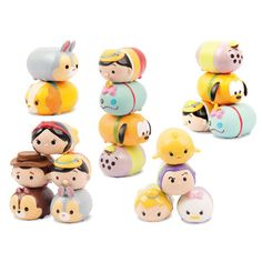 Disney Tsum Tsum Squishy Figures (Choose Your Characters) NEW
