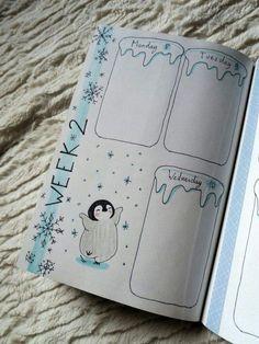 December Bullet Journal, Bullet Journal Cover Ideas, Bullet Journal 2020, Bullet Journal Notebook, Bullet Journal Aesthetic, Bullet Journal Inspo, Bullet Journal Spread, Bullet Journal Christmas, Journal Ideas