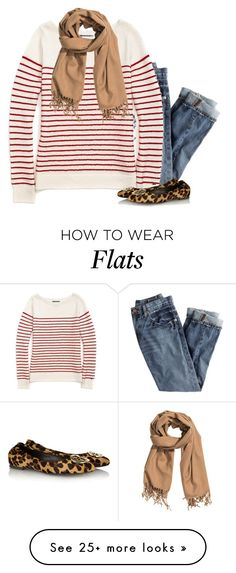 """""""//Live for Him because He died for you//"""" by preppybelle on Polyvore featuring J.Crew, Tommy Hilfiger, H&M and Tory Burch"""