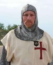 King Richard (Steven Waddington) in Robin Hood (BBC, 2006)