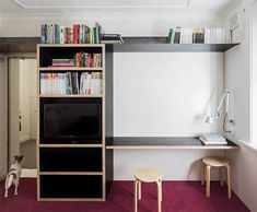 moving walls #decor #marcenaria #smallliving