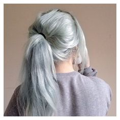 32 Pastel Hairstyles Ideas You'll Love ❤ liked on Polyvore featuring hair and hairstyles