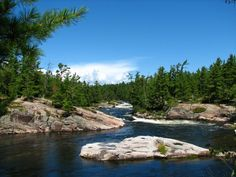 French River, Ontario Canada