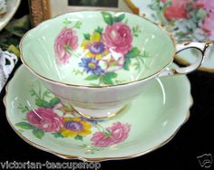 PARAGON CHINA  ENGLAND FROM 1930'S     MADE OF FINE BONE CHINA