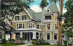 Hillsboro New Hampshire NH 1939 Community Building Collectible Vintage Postcard…