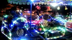 Naik Mobil Mobilan-Outdoor Playground Fun for  Children
