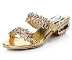 Cheap fashion flops, Buy Quality fashion flip flops directly from China flip flops Suppliers: Women Sandals Flip Flops 2017 New Summer Fashion Rhinestone Wedges Shoes Woman Slides Beautiful Lady Casual Shoes Female Womens Summer Shoes, Womens Shoes Wedges, Womens High Heels, Fashion Slippers, Fashion Sandals, Melissa Jelly Shoes, Jelly Sandals, Womens Flip Flops, Open Toe Sandals