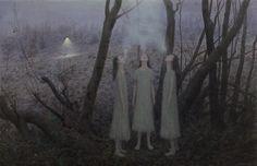 Fog by Aron Wiesenfeld