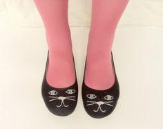 Cat shoe DIY