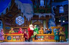 "Ken Clement and Will Blum in Broadway in Chicago's ""Elf the Musical,"" directed by Sam Scalamoni. (photo credit: Amy Boyle Photography)"