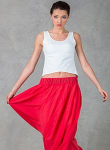 Top white short Spring 2014, White Shorts, Skirts, Inspiration, Collection, Tops, Design, Fashion, Moda
