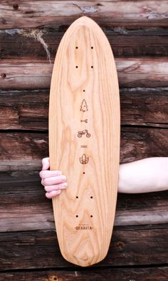 DEKARTA. Handcrafted cruiser boards