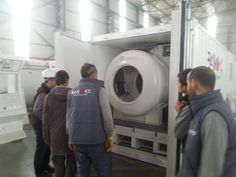chamber inside container