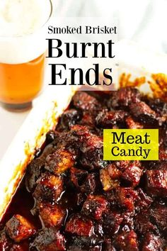 Brisket Flat, Smoked Brisket, Smoked Beef, Easy Dinner Recipes, Appetizer Recipes, New Recipes, Appetizers, Favorite Recipes, Grilling Recipes