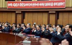 조선민주주의인민공화국 정부, 정당, 단체 련합회의 진행