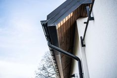 Dom Mielec I - Budowa domów szkieletowych kanadyjskich Rzeszów - Daszer -#drewnianydom #domszkieletowy  #parterowy #wood Ladder, Stairway, Ladders