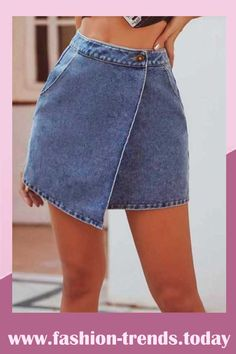 Latest fashion dresses as styled by fashionable men and women around the world. Latest Fashion Dresses, Casual Skirts, News Design, Color Blue, Mens Fashion, Fashion Trends, Denim Skirt, Composition, Mini Skirts