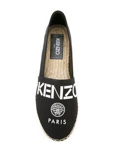 Купить Kenzo эспадрильи 'Kenzo Paris' в Twist'n'Scout from the world's best independent boutiques at farfetch.com. 400 бутиков, 1 адрес. .