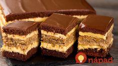 The cake that drove the planet crazy!- Prăjitura care a înnebunit planeta! Sweets Recipes, Baking Recipes, Cake Recipes, Romanian Desserts, Jaffa Cake, Kolaci I Torte, Torte Cake, Dessert Drinks, Food Cakes
