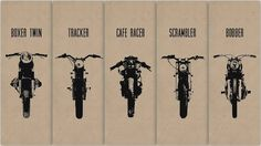 What's your style? @n b EXIF Custom Motorcycles.  CAFE RACER!