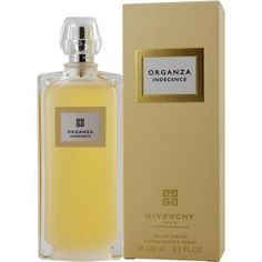 Organza Indecence By Givenchy Eau De Parfum Spray 3.3 Oz (new Packanging)