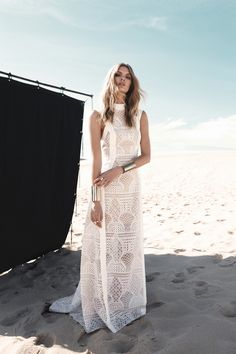 Luxe Bohemian Gowns / Embroidery / One DayBridal