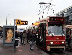 Tram Den Haag