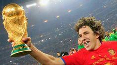 Carles Puyol, el capitán del mejor equipo FC Barcelona