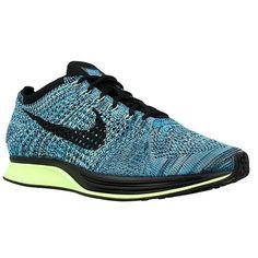 09c6797012e61 Nike Homme Flyknit Racer Blue pas cher Lagoon 2.0 Chaussures Size 42 EU