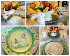 STARSHINE CHIC : A year in review-Tablescapes