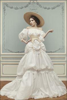 Ulyana Sergeenko Couture Spring-Summer 2013