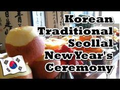 (21) Seollal, New Year Day in Korea - YouTube