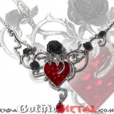 Collar Bed Of Blood-Roses