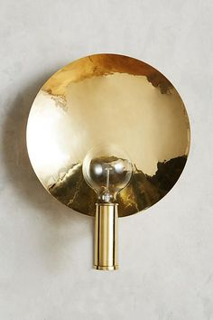 Edgy Sconce - ELLEDecor.com