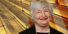 Il rialzo dei tassi della Fed si avvicina, il prezzo dell'Oro in ribasso