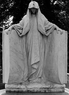 Jeff Davis Angel, Hollywood Cemetery, Richmond, Va | Flickr - by David King