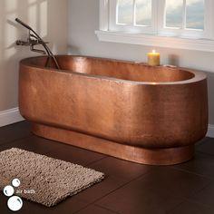 Romantic air bath
