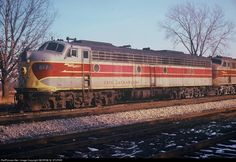 RailPictures.Net Photo: EL 817 Erie Lackawanna EMD E8(A) at Griffith, Indiana by GEORGE M. STUPAR