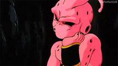 Dragon Ball Z, Majin Boo Kid, Goku Funny, Anime Manga, Anime Guys, Kid Buu, Orochimaru Wallpapers, Animation, Monster Art