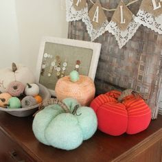 Unique Pumpkin DIY Ideas - Turn Everyday Items Into Pumpkins - House Beautiful