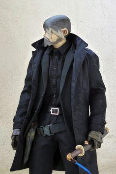 ThreeA TKLUB Ronin OYA SUN as a sheriff. P1020810 | par TKatagiri  I like the Clean lines and fashion style