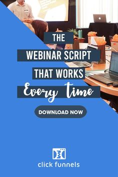 Click to download your perfect webinar script and training today! How to Create a Webinar That Converts Viewers Into Buyers In today's evolving digital marketing world, it's important for your business to stand out — especially when it comes to converting your viewers into buyers within your content marketing strategies. How can your company stand out? Marketing Flyers, Marketing Goals, Content Marketing Strategy, Social Marketing, Internet Marketing, Online Marketing, Internet Advertising, Marketing Software, Business Tips