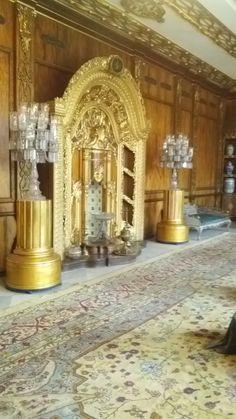 Prince Mohamed Ali palace - Egypt - Manyal