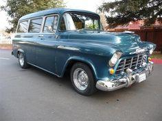 1956 Chevy Suburban Carryall