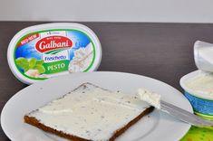 Herrlich cremig mit italienischem Flair: So schmeckt der neue Frischkäse in der Sorte Frischetto Pesto von Galbani.