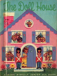 1960s elf books the dolls house - Google Search