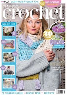 Inside Crochet 2018 97 (January) Http://knits4kids.com/collection En/library/album View/?aid=54989